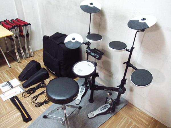 電子ドラム1