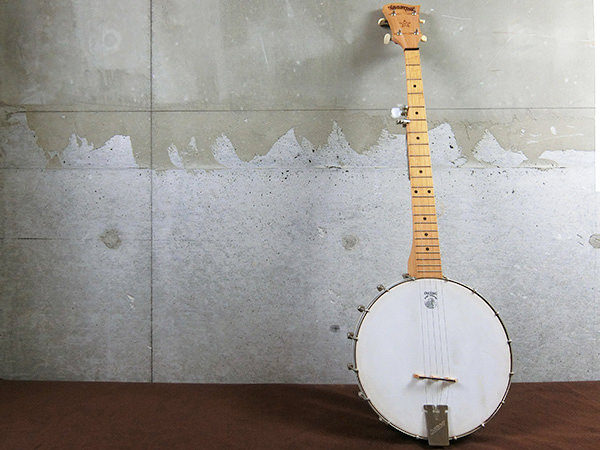 5弦バンジョー1