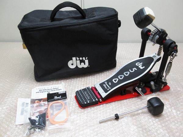 【M94】DW ドラムワークショップ dw5000 フットペダル
