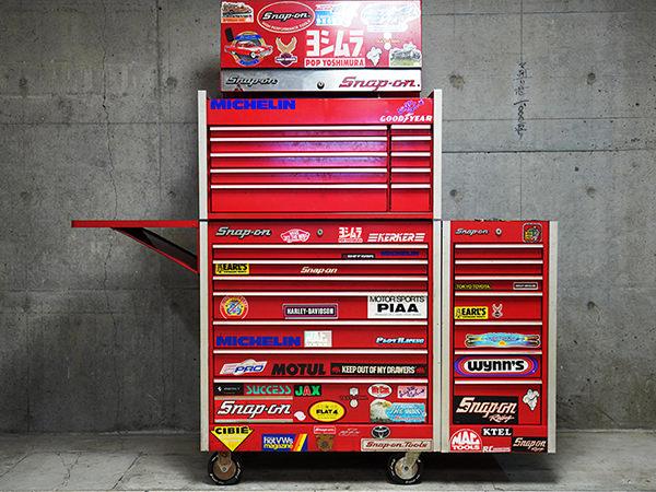 スナップオン 工具箱 ロールキャブ ツールボックス KR657A・KR-637・KR292A・KRA-412B