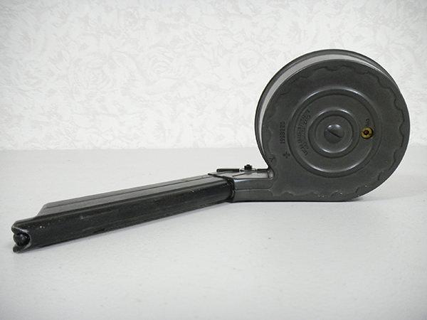 タナカ ルガー P08 ラウンドスネイルマガジン