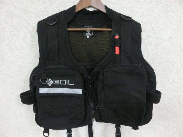 ティムコ BOIL インフレータブルフローティングベスト ライフジャケット