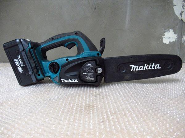 マキタ 充電式チェンソー MUC250D