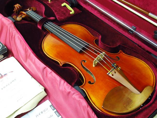 YAMAHA ヤマハ バイオリン V20SG 選定証明書あり 管理2T0228E