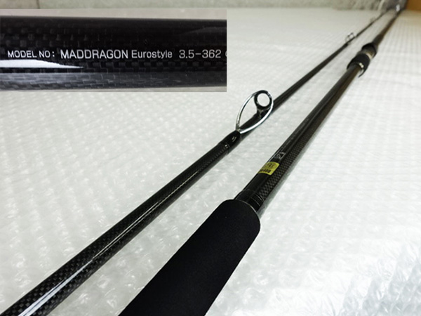 DAIWA ダイワ MADDRAGON Eurostyle 3.5-362 マッドドラゴン ユーロスタイル