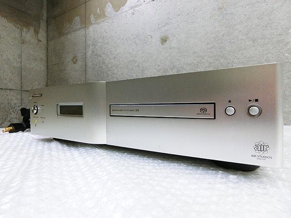 PIONEER パイオニア PD-D9 スーパーオーディオCDプレーヤー