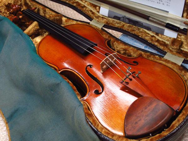 1990年製ヴァイオリン