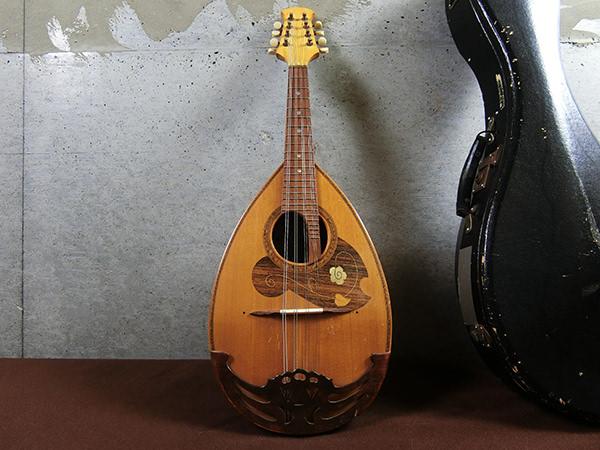 SUZUKI スズキ No.226 1966年製 マンドリン