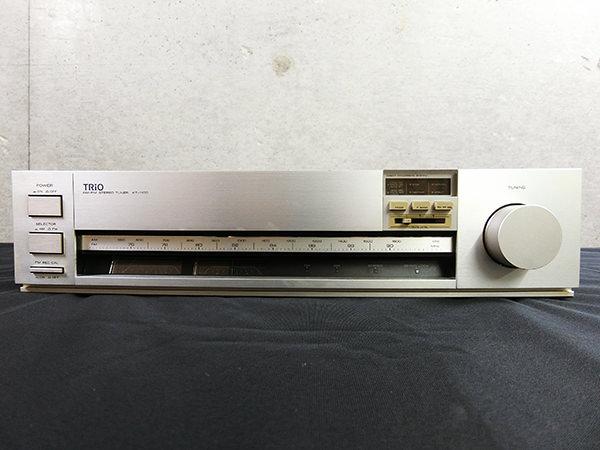 TRiOトリオ ケンウッド KT-1100 FMAMチューナー