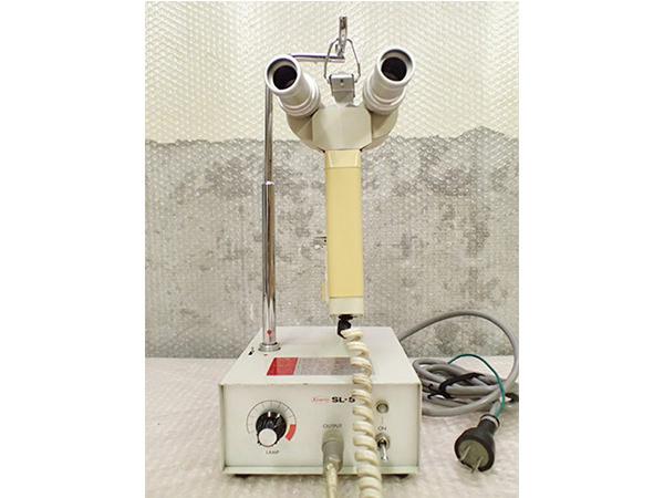 kowa コーワ SL-5 ポータブルスリットランプ 眼科検査