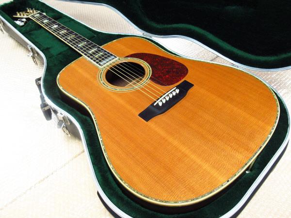 Martin マーティン 1998年製D-45 アコースティックギター