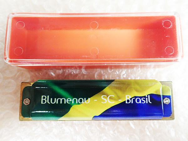 へリング ブラジル comemorativa 4220-C ハーモニカ キー配列(C調)