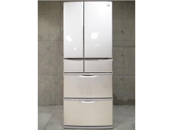 シャープ 473L 6ドア 冷凍冷蔵庫 SJ-XF47X 2013年製