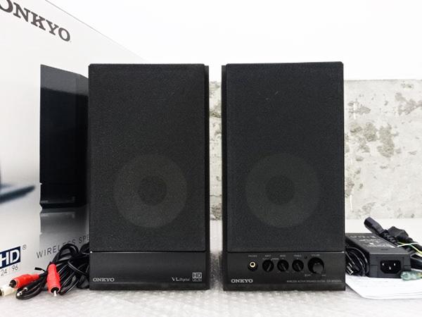 ONKYO オンキヨー ワイヤレススピーカーシステム GX-W100HV