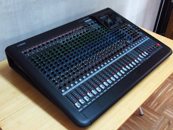 YAMAHA ヤマハ MGP24X アナログミキサー ミキシングコンソール レコーディング