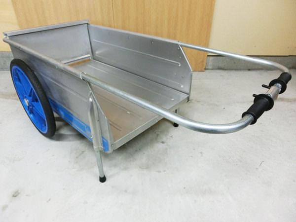 Foldit 折りたたみ式リヤカー 台車 アルミ製