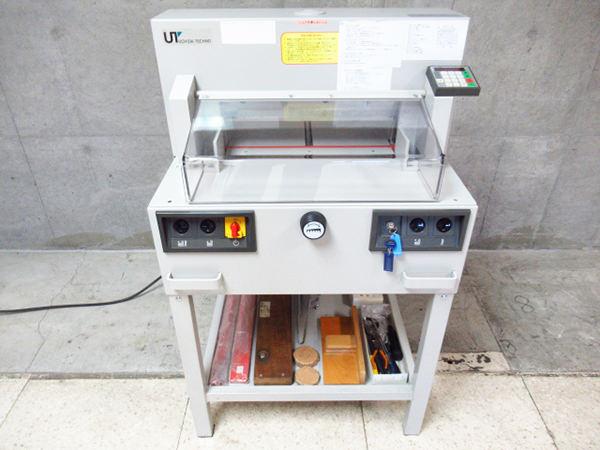 ウチダテクノ IDEAL48S 断裁機・裁断機 48S型