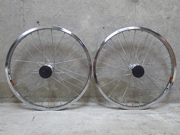 BULLET PROOF BMX SUNRIMS RHYNO LITE ホイール 前後セット 406x27mm 2T0924E