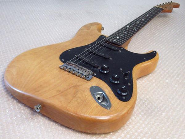 1993-1994年製 Qシリアル フジゲン製 Fender Japan フェンダー STRATOCASTER ストラトキャスター エレキギター