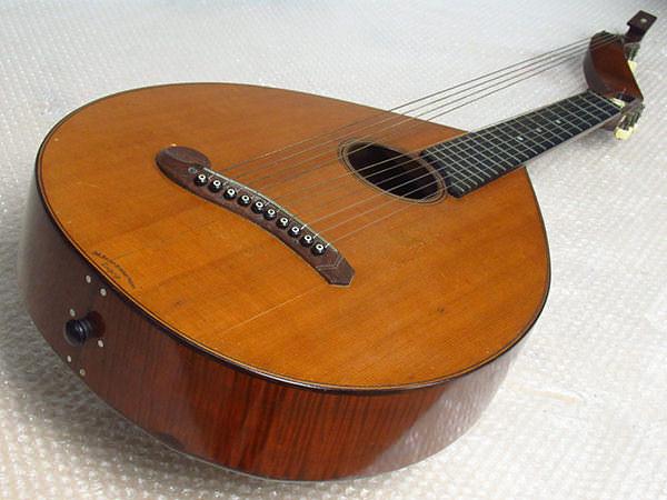 JUL.HEINR ZIMMERMANN LEIPZIG BERLIN リュート 弦楽器 古楽器 1929年
