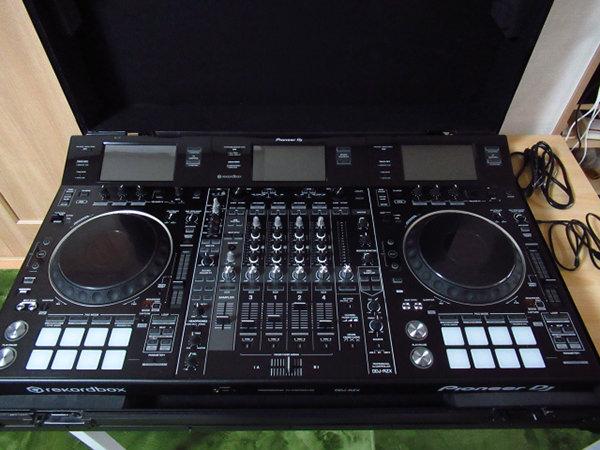 Pioneer パイオニア DJ DDJ-RZX DJコントローラー 2016年製 専用フライトケースセット