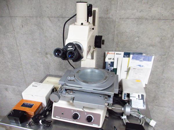 Nikon ニコン 測定顕微鏡 MM-40