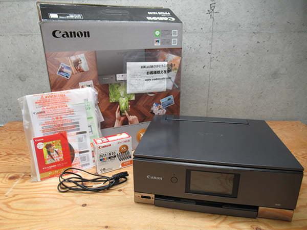 キャノン A4対応 インクジェットプリンター PIXUS XK90