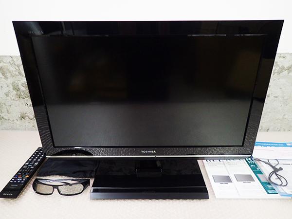 東芝 REGZA 26ZP2 3D対応 フルハイビジョン液晶カラーテレビ