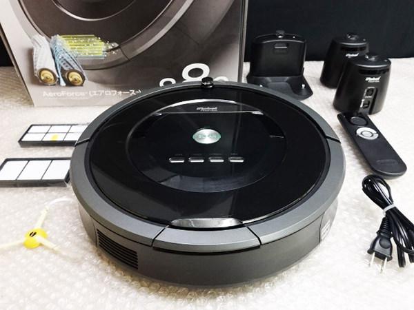 iRobot アイロボット ロボット掃除機 Roomba ルンバ 880